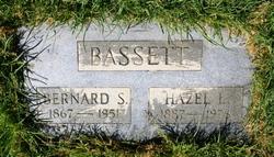 Hazel N <I>Lundy</I> Bassett