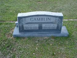 Myrtie May <I>Smith</I> Gamblin