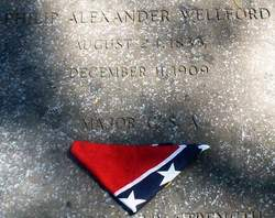 Maj Philip Alexander Wellford