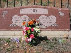 Basil W. Cox, Sr