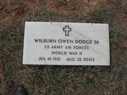 Wilburn Owen Dodge, Sr