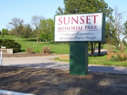 Sunset Memorial Gardens Cemetery