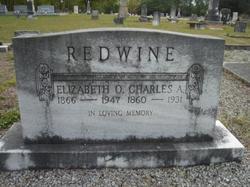 """Elizabeth Odessa """"Lizzie"""" <I>Askew</I> Redwine"""