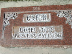 Lionel Louis Green