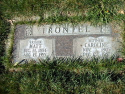 Caroline <I>Lasers</I> Trontel