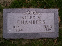 Alles Mae <I>Ormsby</I> Chambers