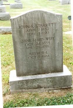 Arthur L. Starrett