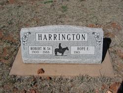 Robert M. Harrington, Sr