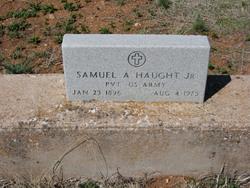 Samuel A. Haught, Jr