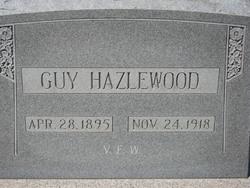 Guy Hazlewood