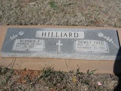 Bernice F. Hilliard