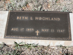 Beth C. Hoghland