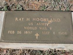Ray H. Hoghland