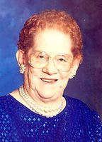 Eula Geraldine <I>Armitage</I> Brewer