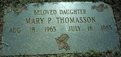 Mary P. Thomasson