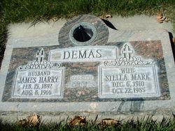 Stella <I>Mark</I> Demas