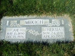 Tekla Thersia <I>Carlson</I> Mikich