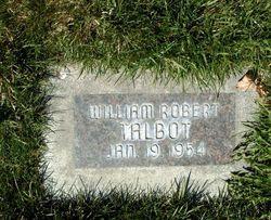 William Robert Talbot