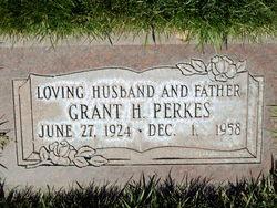 Grant Henry Perkes