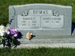 Harold Clifford Dumas
