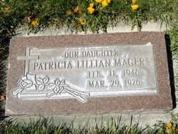 Patricia Lillian Magers