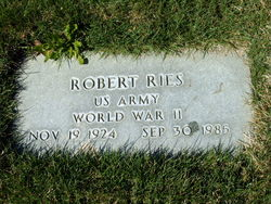 Robert Ries