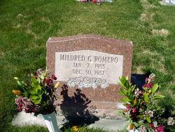 Mildred <I>Griego</I> Romero