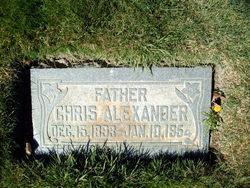 Christopher James Alexander