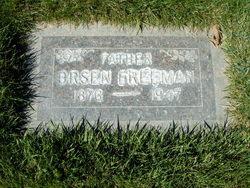 Orsen Freeman
