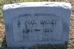 Benjamin Pool Bagley