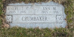 Ann Marie <I>Knezevich</I> Crumbaker