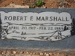 Robert F. Marshall
