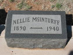 Nellie <I>Deeble</I> McInturff