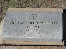 William Fred Murphy