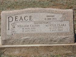 William Calvin Peace