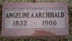 Angeline A. <I>Holloway</I> Archibald