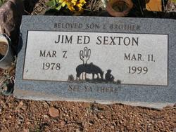 "James Edward ""Jim Ed"" Sexton"