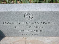 Edward Thomas Sparks