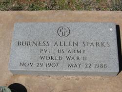 Burness Allen Sparks