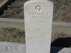 CPL William R. Sigler