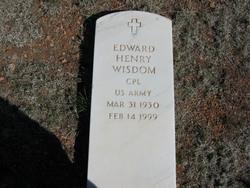 Edward Henry Wisdom