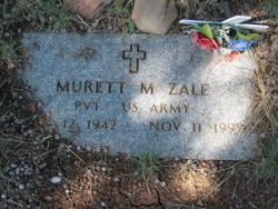 "Murett M. ""Buddie"" Zale"