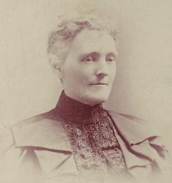 Anna Taylor <I>Elliott</I> Irvine