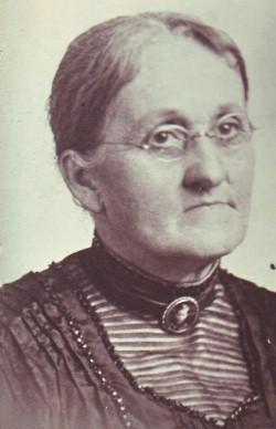 Wilhemine Christine Elizabeth <I>Fiegenbaum</I> Sexauer