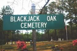 Blackjack Oak Cemetery