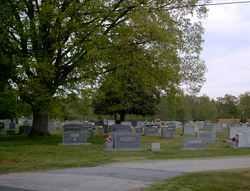 Sandy Ridge United Methodist Church Cemetery