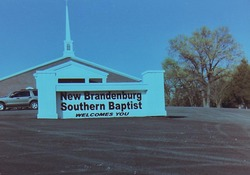 New Brandenburg Baptist Church Cemetery