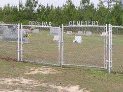 Decedar Baptist Church Cemetery