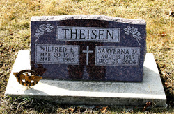 Saverna M Theisen