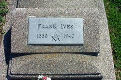 """Levi Franklin """"Frank"""" Ives"""